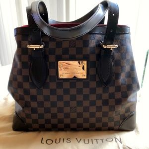 Louis Vuitton Hampstead Damier Ebene MM